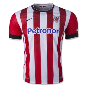 Athletic Bilbao 14/15 Home Soccer Jersey