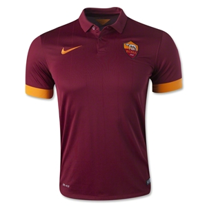 AS Roma 14/15 Home Soccer Jersey