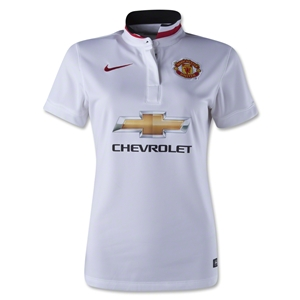 Manchester United 14/15 Women's Away Soccer Jersey
