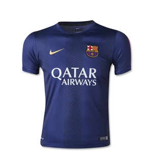 Barcelona 14/15 Youth Squad Prematch Top