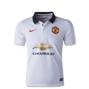 Manchester United 14/15 Youth Away Soccer Jersey