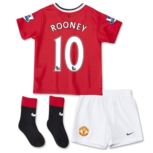 Manchester United 14/15 ROONEY Home Infant Kit