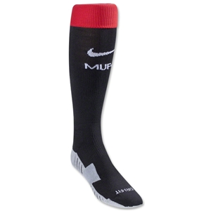 Manchester United 14/15 Home Soccer Sock