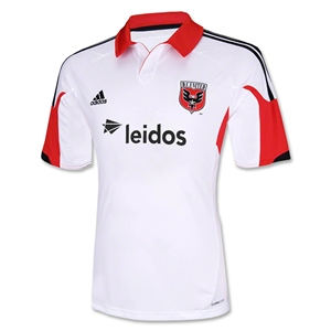 DC United 2014 Secondary Soccer Jersey