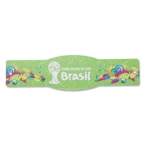 2014 FIFA World Cup Brazil Logo Street Sign