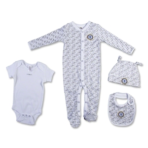 Chelsea 4 Piece Baby Gift Set