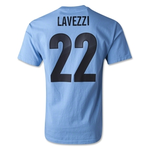 Lavezzi Player T-Shirt