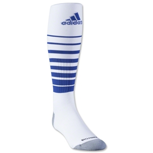 adidas Team Speed Sock Irregular 3 Pack (Wh/Ro)