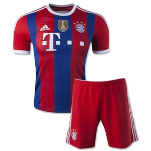 Bayern Munich 14/15 adizero Home Kit