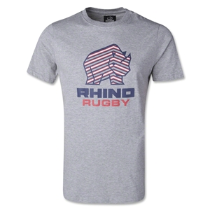 Rhino Ellis T-Shirt (Gray)