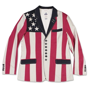 Rhino Lincoln USA Stars and Stripes Blazer