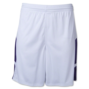 Warrior Burn Stock Game Short (Wh/Pu)