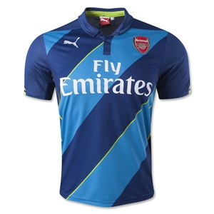 Arsenal 14/15 Cup Soccer Jersey