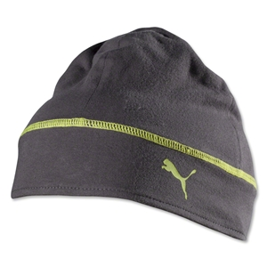 PUMA Training Beanie (Gray/Green)