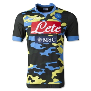 Napoli 13/14 Xtreme Soccer Jersey
