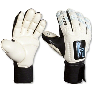 Sells Convex Aqua Embossed Goalkeeper Glove