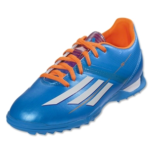 adidas F10 TRX TF Junior Samba Pack (Solar Blue/Running White/Solar Zest)
