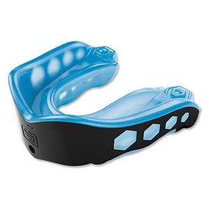 Shock Doctor Gel Max Convertible Mouthguard (Black/Blue)