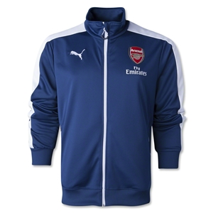 Arsenal T7 Anthem Jacket (Navy)