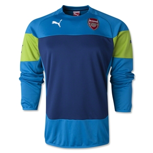 Arsenal 14/15 Training Sweat Top