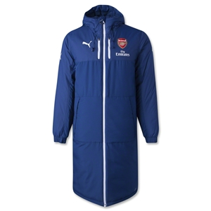 Arsenal Bench Jacket