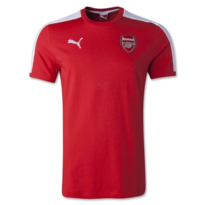 Arsenal T7 T-Shirt (Red)