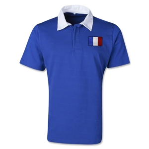 France Retro Flag Shirt (Royal)
