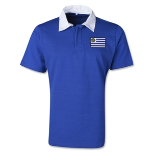 Uruguay Retro Flag Shirt (Royal)