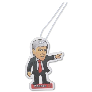 Arsenal Wenger Air Freshener