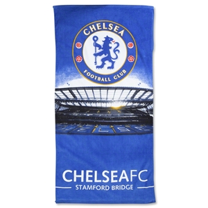 Chelsea Stadium Towel