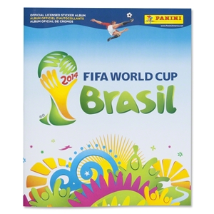 2014 FIFA World Cup Panini Sticker Album