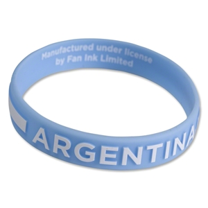 Argentina 2014 FIFA World Cup Brazil(TM) Wristband