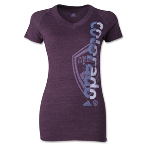 Colorado Rapids Women's Decision V-Neck T-Shirt