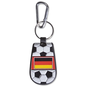 Germany Flag Soccer Key Chain