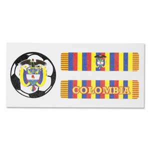 Colombia Sport Strips Eyeblacks