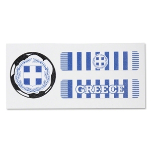 Greece Sport Strips Eyeblacks