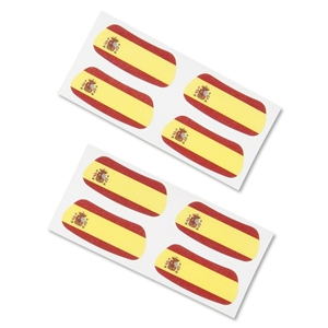 Spain Flag Eyeblacks