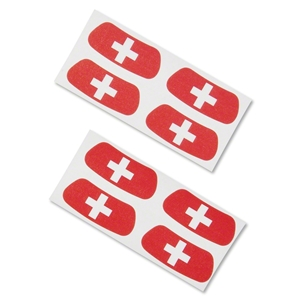 Switzerland Flag Eyeblacks