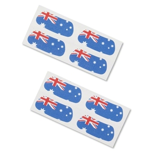 Australia Flag Eyeblacks