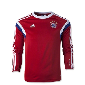 Bayern Munich 14/15 Youth Training Top