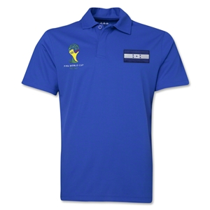 Honduras 2014 FIFA World Cup Polo (Royal)