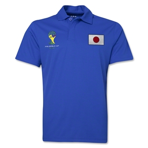 Japan 2014 FIFA World Cup Polo (Royal)