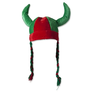Portugal Plush Horn Hat