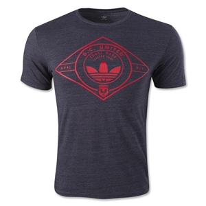 DC United Originals Hard Work T-Shirt
