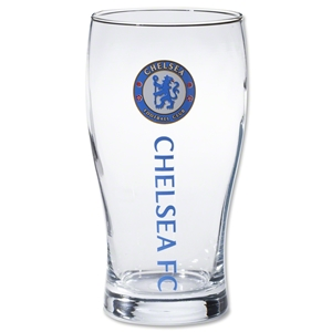 Chelsea Wordmark Pint Glass