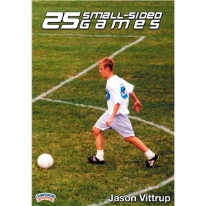 25 Small-Sided Games DVD