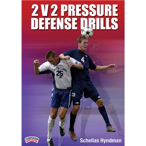 2 v 2 Pressure Defense Drills DVD