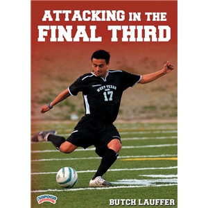 Attacking in the Final Third DVD