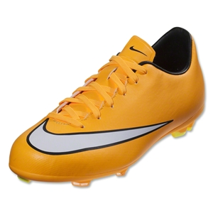 Nike Mercurial Victory V Junior FG (Laser Orange/White)