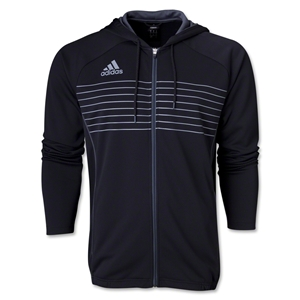 adidas FreeFootball Hoody (Blk/Grey)